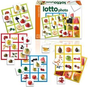 Lotto Photo frutas