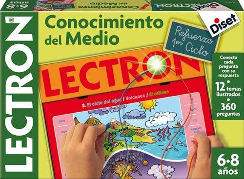 Lectron conocimiento del medio