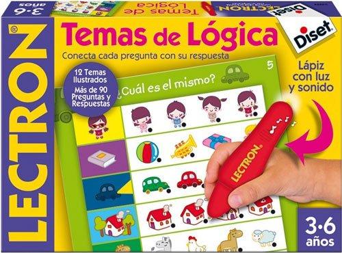 Lectron-lápiz temas de lógica