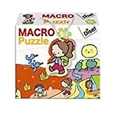 Macro Puzzle Excursión 24 pz