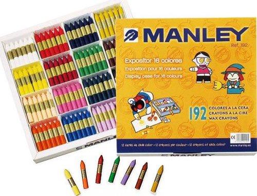 Ceras Manley schoolpack 192 ud