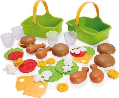 Green Garden set de picnic 4 servicios 46 pz.