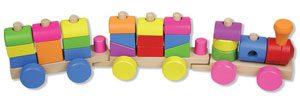 Tren madera 3p