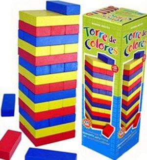 Torre de colores