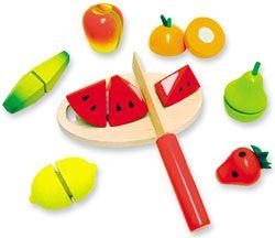 Comiditas fruta cortables