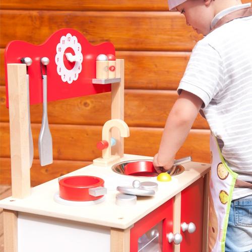 Cocina madera Funny detalle 5
