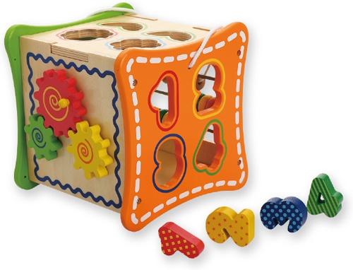 Cubo de aprindizaje 5 en 1 detalle 1