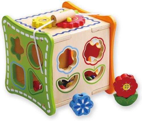 Cubo de aprindizaje 5 en 1 detalle 2