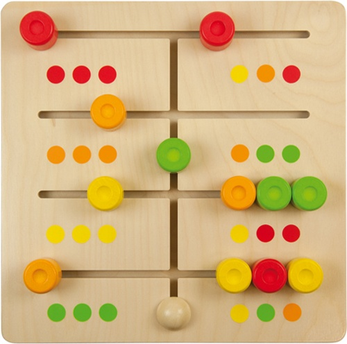 Color Matching Sliding Game