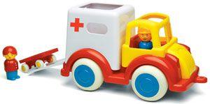 Ambulancia blandita