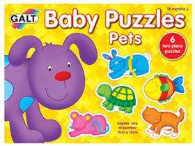 Puzzles Baby Mascotas