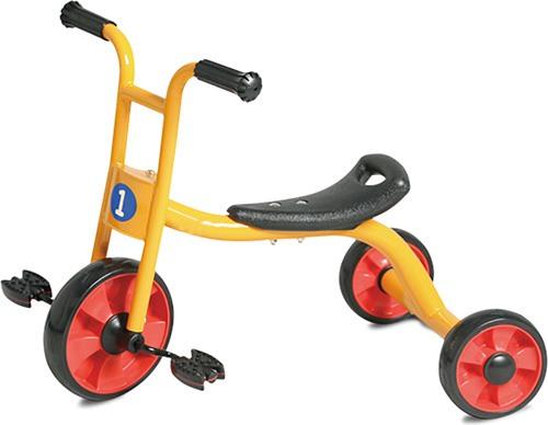 Triciclo 2-4 años performance para guardería