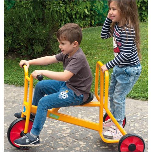 Triciclo gigante 3-7 años detalle 1