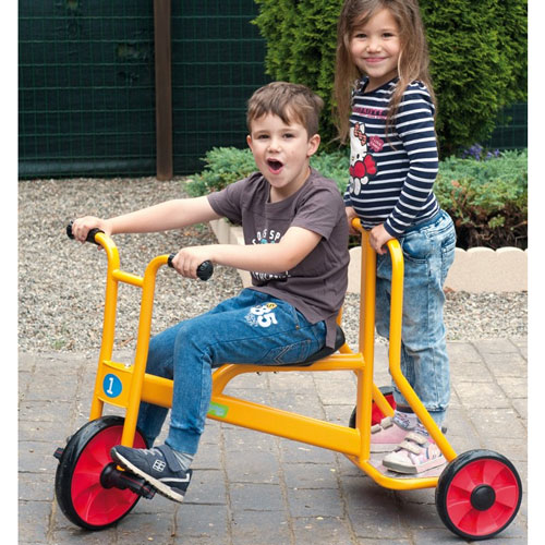 Triciclo gigante 3-7 años detalle 3