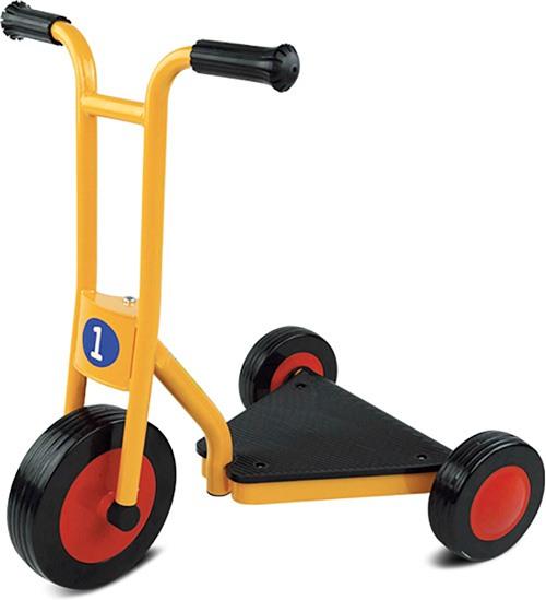 Patinete 3 ruedas funny para guarderías