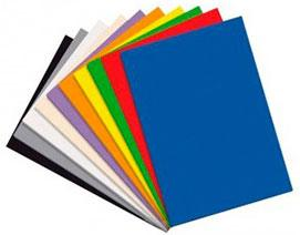 Eva colores surtidos A4