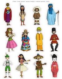 Gomets etnias