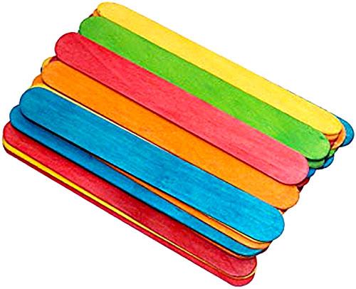 Palos de médico colores 40 ud.