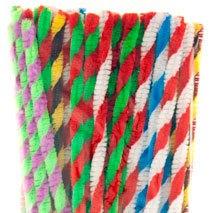 Limpiapipas colores twist