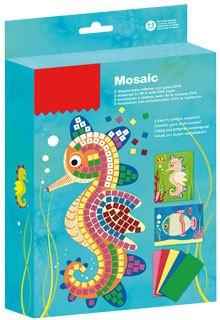 Mosaicos eva Mundo marino