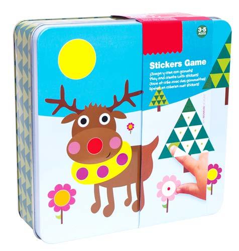 Gomets Pack Polar caja metálica