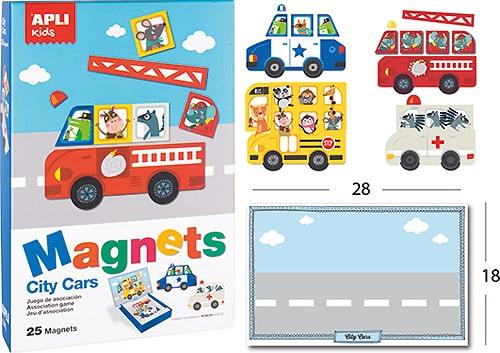 Magnet Vehículos