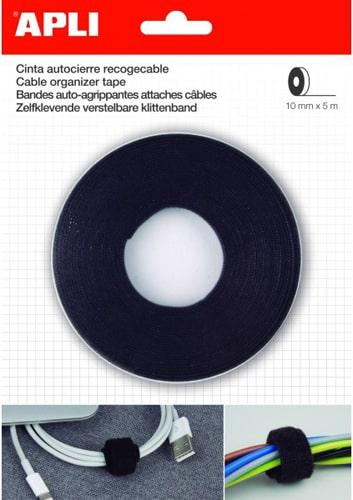 Velcro recogecables 10 mm x 5 m