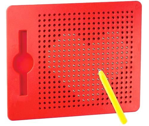 Pizarra magnética + lápiz + 10 fichas con ejemplos