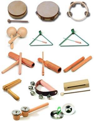 Bolsa de percusión y ritmo nº1