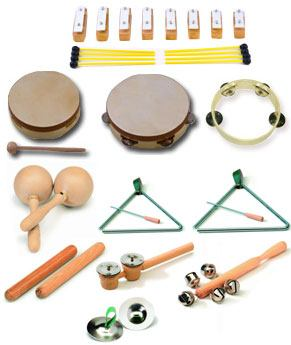 Bolsa de percusión y ritmo nº3