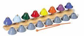 Camanillas buscanotas color doble