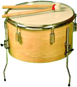 Timbal 40x24 cm