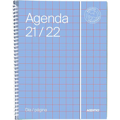 Agenda escolar UNIVERSAL Día / Página detalle 3