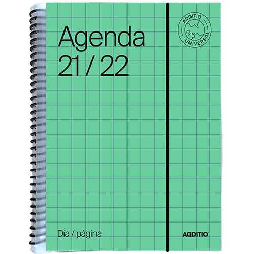 Mini Agenda escolar UNIVERSAL Día / Página detalle 4