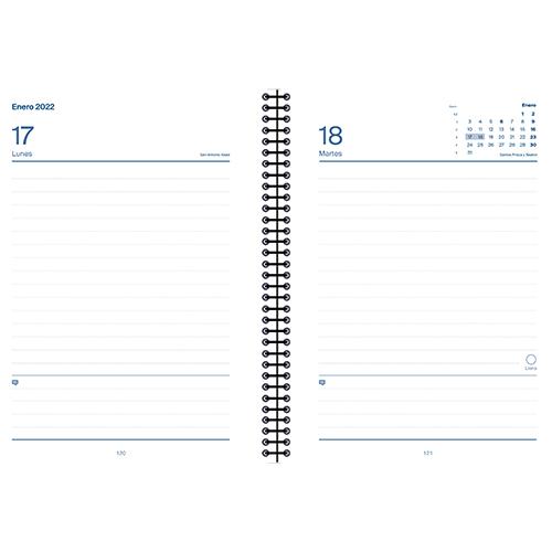 Mini Agenda escolar UNIVERSAL Día / Página detalle 5