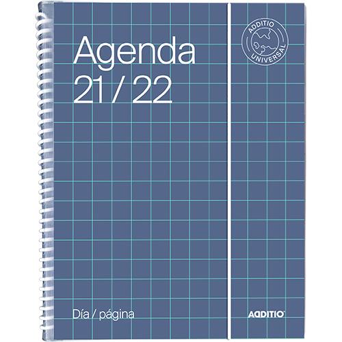Agenda escolar UNIVERSAL Día / Página detalle 2