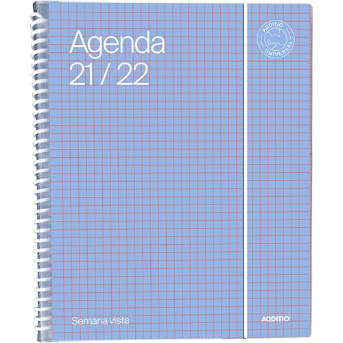 Agenda escolar UNIVERSAL Semana vista detalle 3