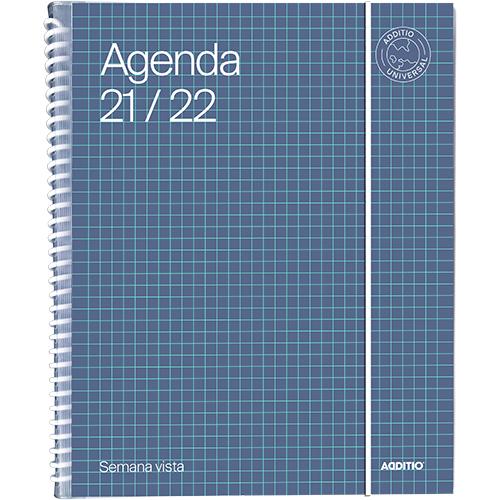 Agenda escolar UNIVERSAL Semana vista detalle 2