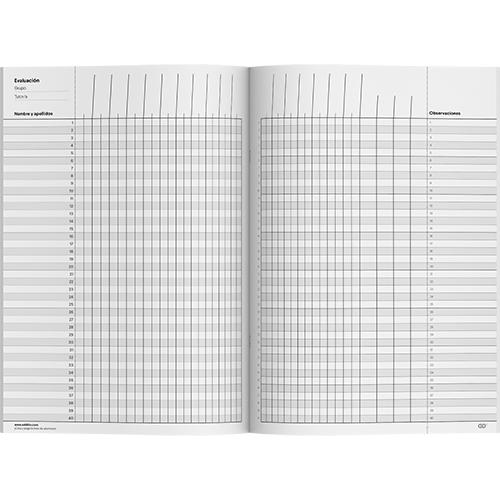 Mini Cuaderno Memo-notas Additio detalle 6