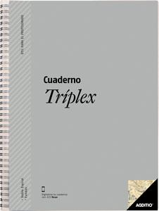 Cuaderno triplex Additio
