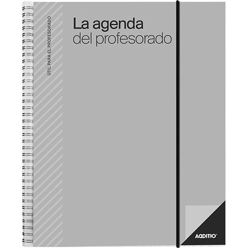 Agenda del profesorado detalle 2