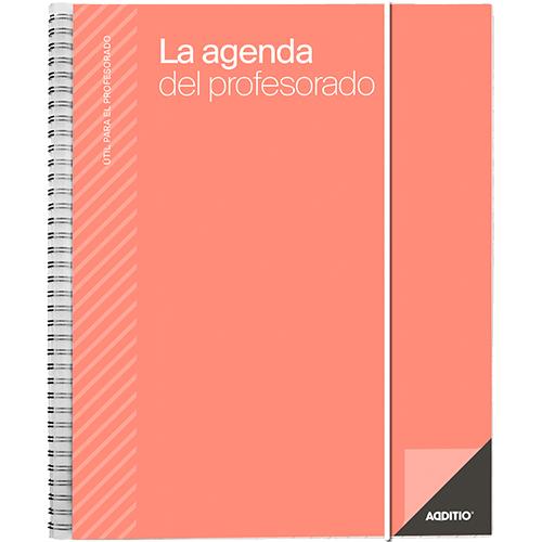 Agenda del profesorado detalle 3