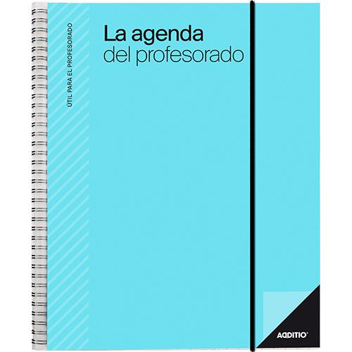 Mini Agenda del profesorado detalle 4