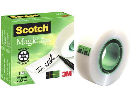 Celo Scotch invisible magic 19 cm x 33 m