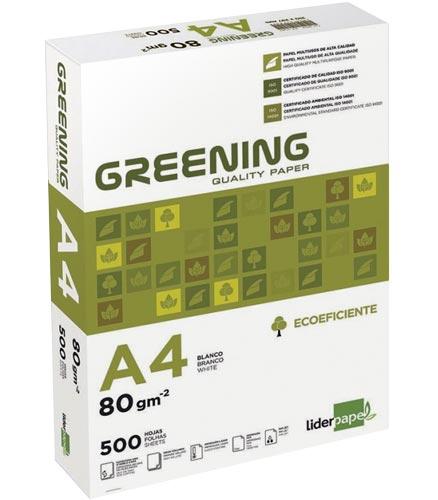 Papel A4 blanco 500 h fotocopiadora 80 gr