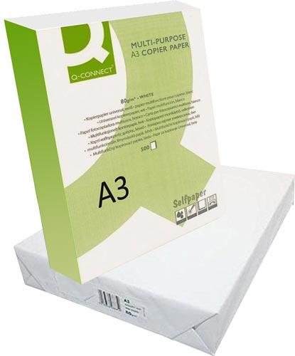 Papel A3 blanco 500 h fotocopiadora