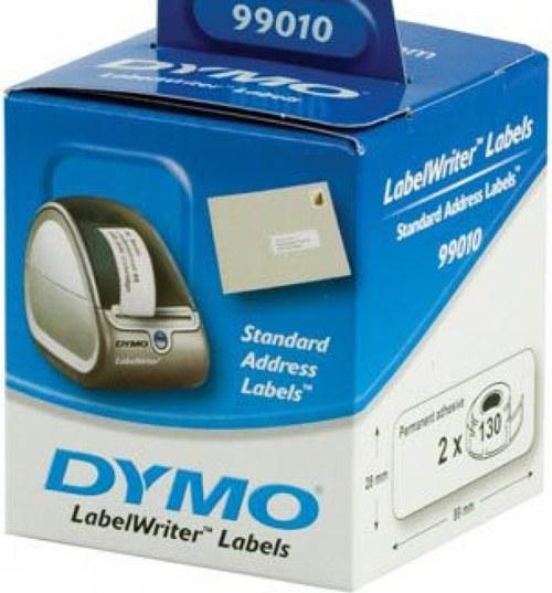 Etiquetas adhesivas DYMO 99010 130 ud