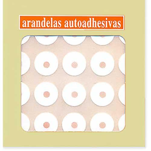 Arandelas adhesivas 100 ud