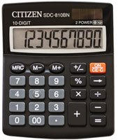 Calculadora de sobremesa 10 dígitos