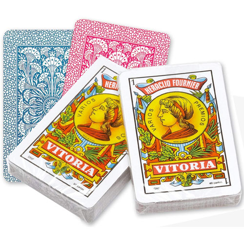 Baraja española Fournier nº12, 40 cartas